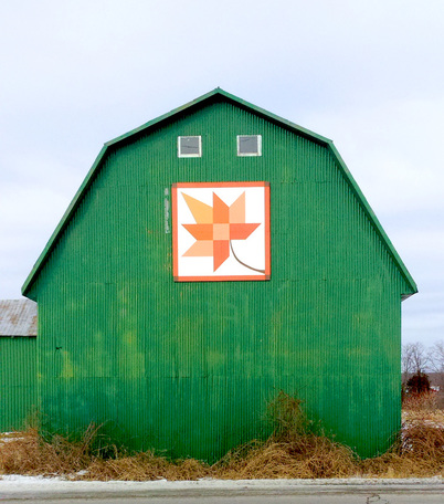 The Barn Quilt Movement