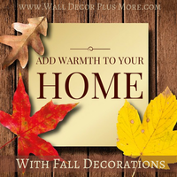 Add Warmth to your Home with Fall Decorations