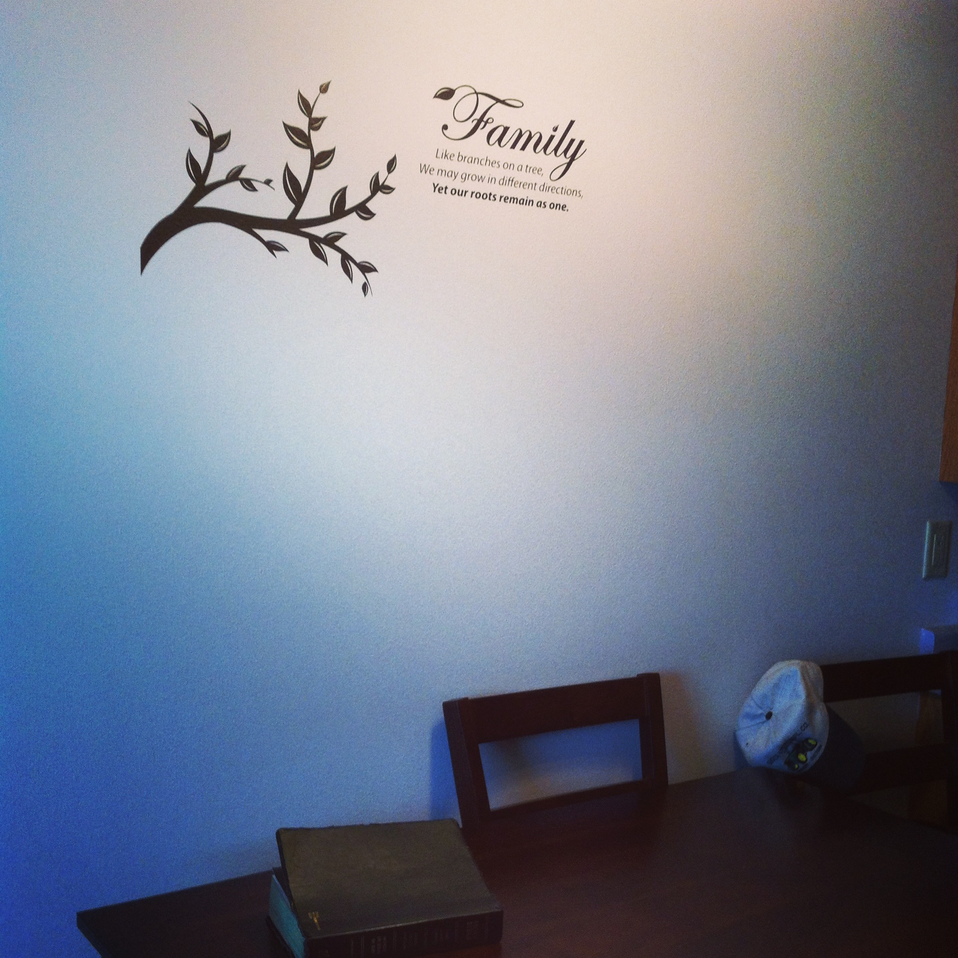 3 Tips For Finding The Right Space For A Wall Decal Wall Decor