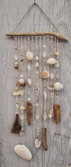 DIY Seashell Decor Ideas