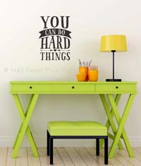 Inspirational  Wall Decals for the Classroom
